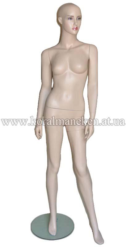 Манекен жіночий повний зріст 1300-03